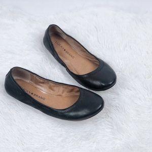Lucky Brand Emmie Flats 7.5 BLACK